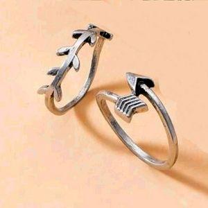 Silver Rings, bundle